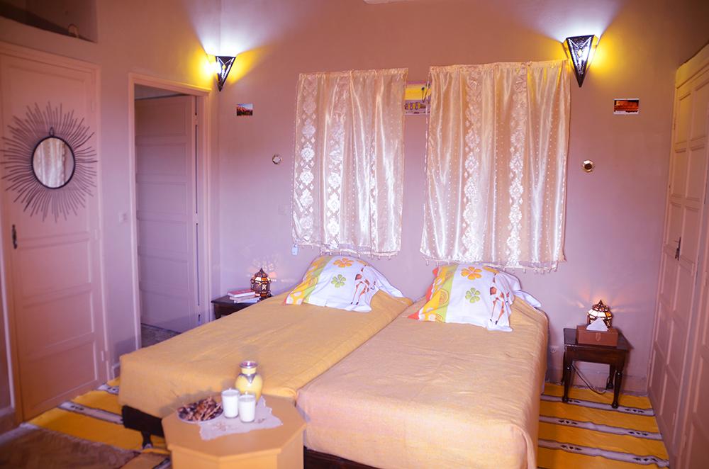 Chambre Ouarzazate